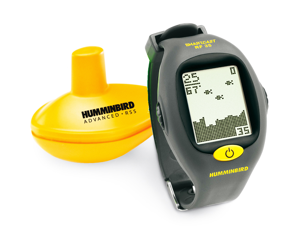 эхолот humminbird эхолот smartcast rf 25e