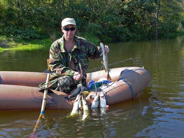спиннинг на щуку для рыбалки с лодки