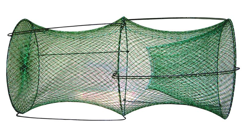 Как сделать морду для рыбалки своими руками видео