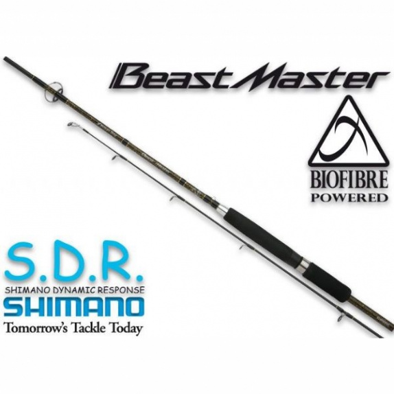 Троллинговое удилище Shimano BEASTMASTER AX BOTTOM SHIP JIGGING B603H