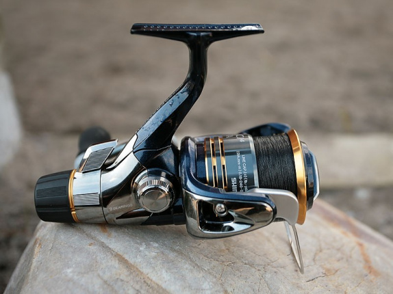 Shimano Twin Power CI4 2500 RA