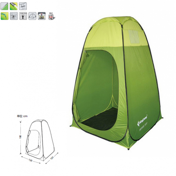 KingCamp Multi Tent green купить в 1 клик