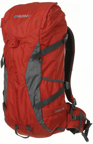 Рюкзак Husky Crack 40L grey/black