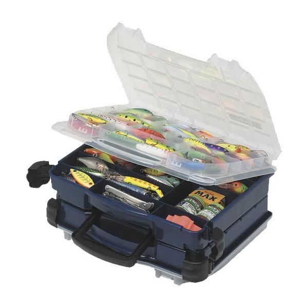 чемодан для рыболовных приманок