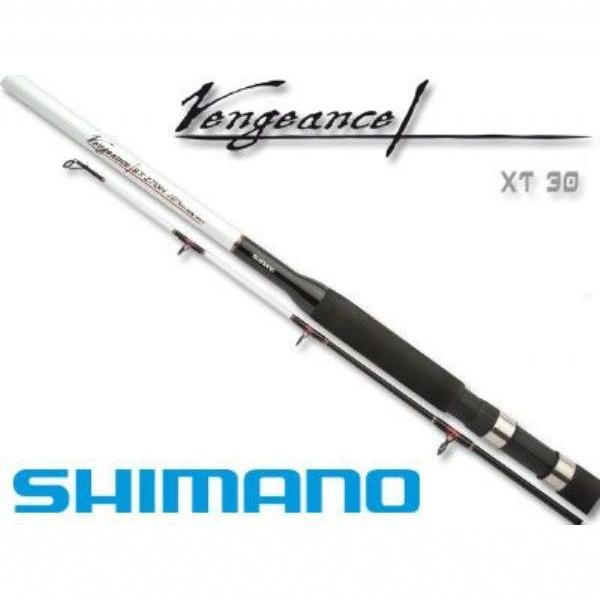 2 Pcs Shimano Vengeance Ax Boat 270 Xxh