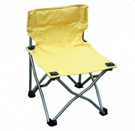 Стул King Camp Child Action Chair yellow