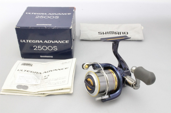 Катушка Shimano Ultegra Advanced 1000S