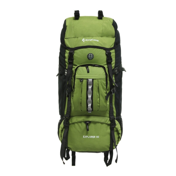 Рюкзак KingCamp EXPLORER 60 green купить в 1 клик