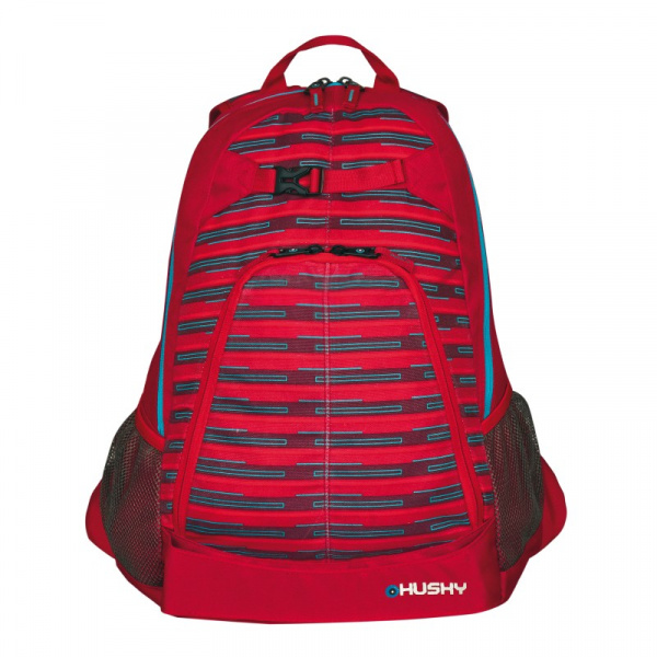 Рюкзак HUSKY MOOT 21L red купить в 1 клик