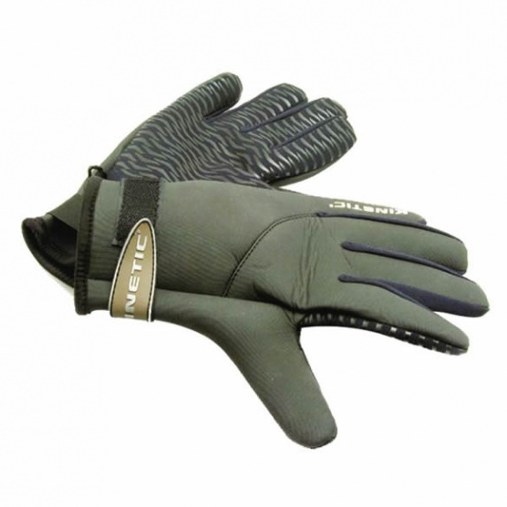 Перчатки Kinetic DF Neoprene Glove Grey