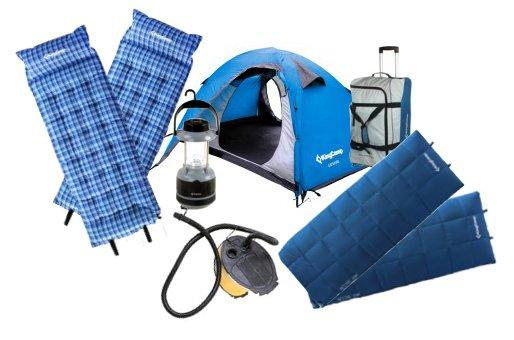 Палатка KingCamp Family Tent Pack Plus