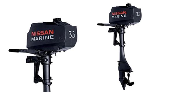 мотор nissan marine ns 3.5 a2
