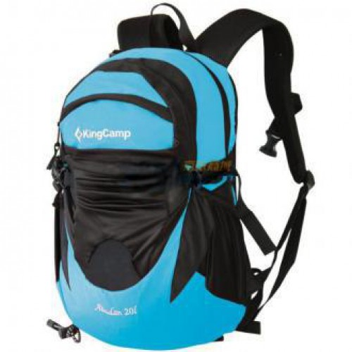 Рюкзак KingCamp Abadan 20L blue купить в 1 клик