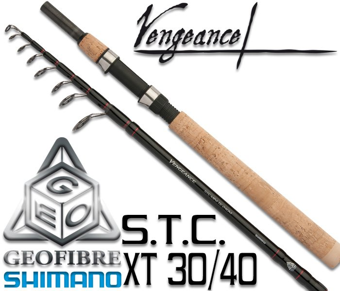 Shimano VENGEANCE STC MINI TELE SPINNING 180 LIGHT (Тест гр.3-15) купить в 1 клик