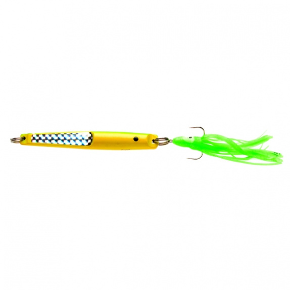 Пилькер Kinetic WS Miljopirken 300g Yellow/Green