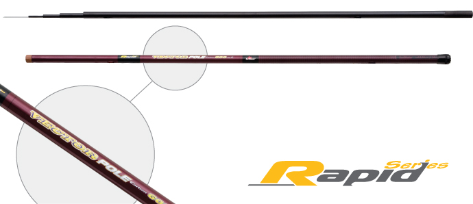 Surf Master 7012 Rapid Series Vector Pole IM6 (5-30) 4,0 м б/к купить в 1 клик
