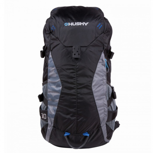Рюкзак Husky Crack 40L grey/black купить в 1 клик