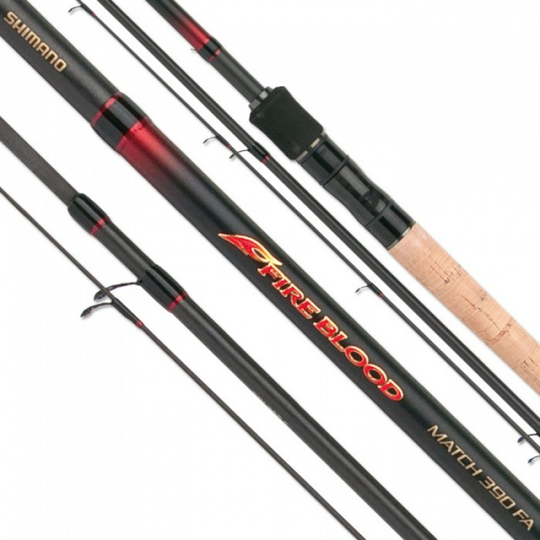 Shimano Fireblood Match 390 FA купить в 1 клик