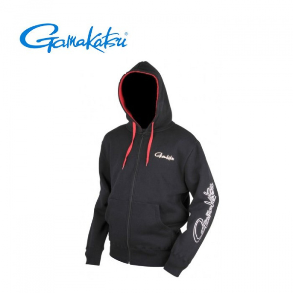 Кофта GAMAKATSU Big Hook Hooded Sheater L (7174-400) купить в 1 клик