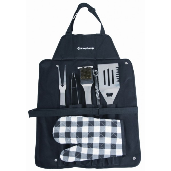 Набор KingCamp BBQ tool SET 2727 купить в 1 клик